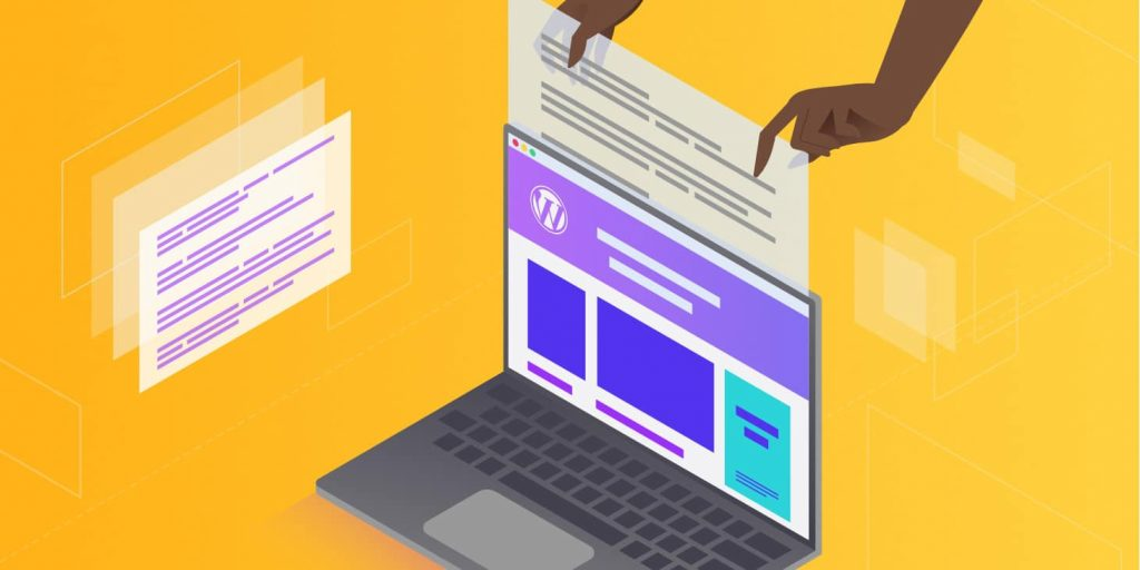 Zo upload je een HTML-bestand naar WordPress