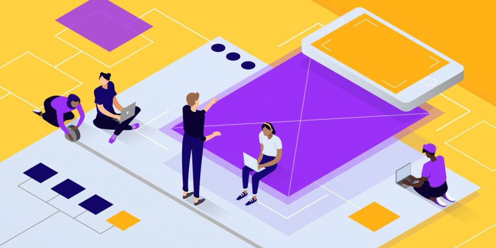 Een terugblik op de belangrijkste webdesign-trends (2018-2019)