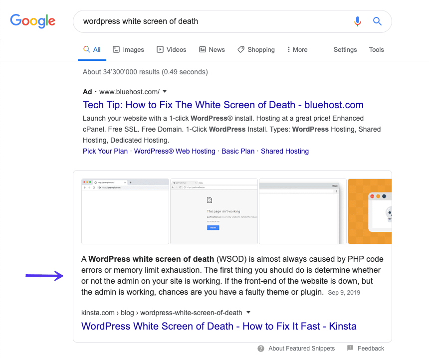 Google Kenniskaart