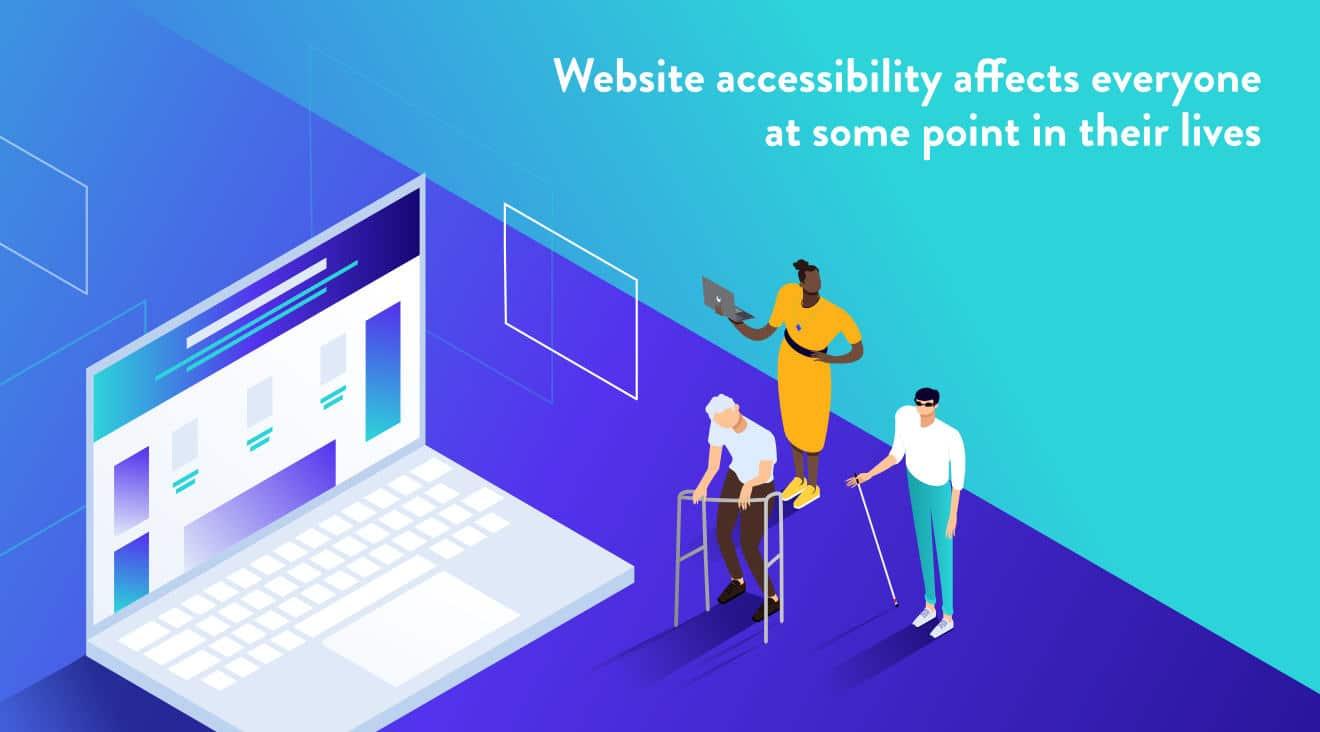 Toegankelijkheid is onmisbaar voor elke website