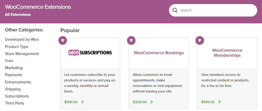 WooCommerce-extensies vergroten de functionaliteit van je winkel