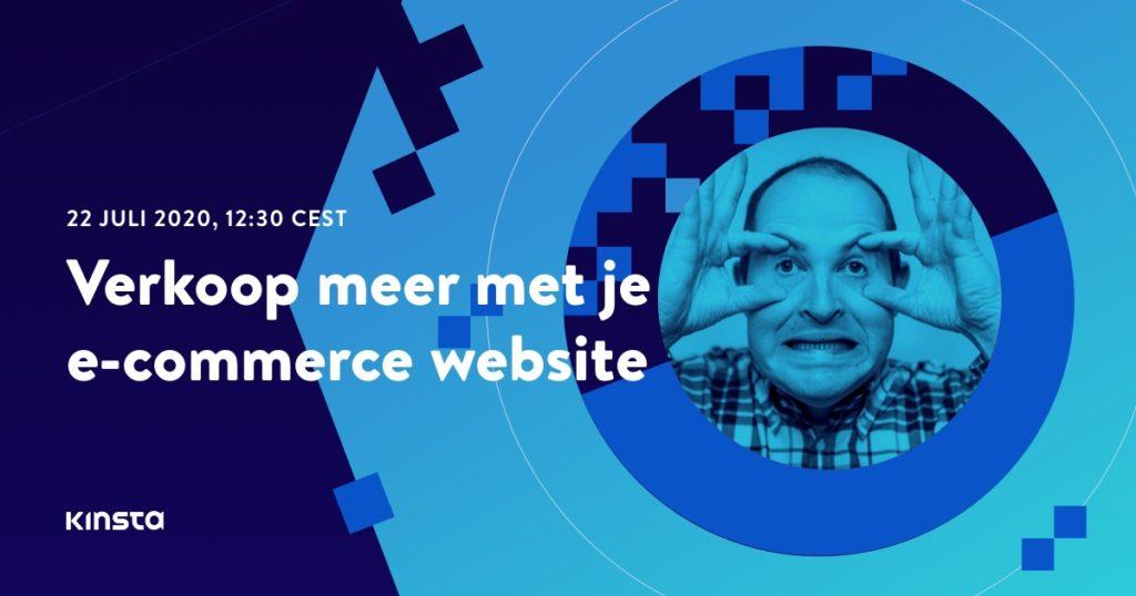 Verkoop meer met je e-commerce website