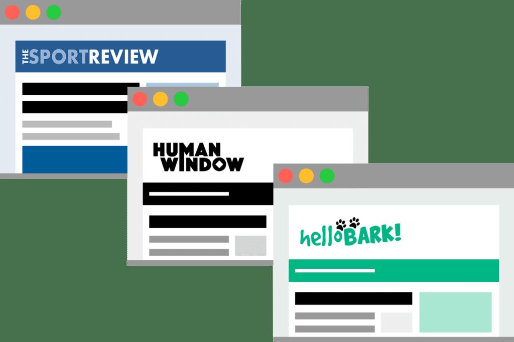 Open Plan Media's merken