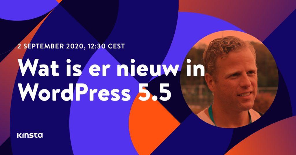 Wat is er nieuw in WordPress 5.5