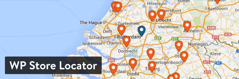 WP Store Locator plugin