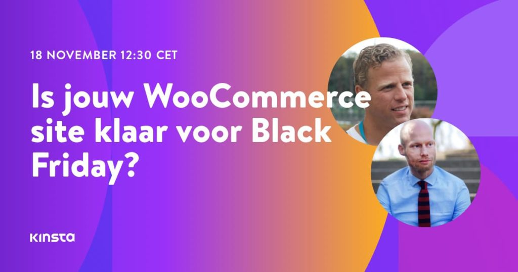 Is jouw WooCommerce site klaar voor Black Friday?