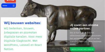 Van ons website