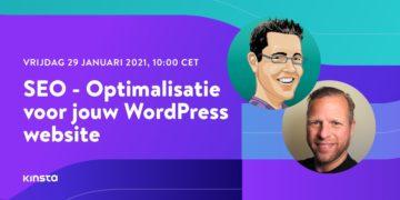 SEO - Optimalisatie voor jouw WordPress website