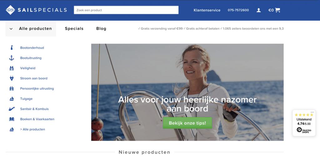 sailspecials.nl