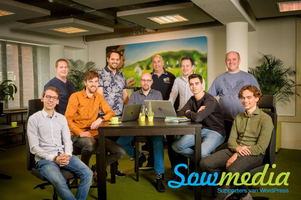 WordPress bureau Sowmedia