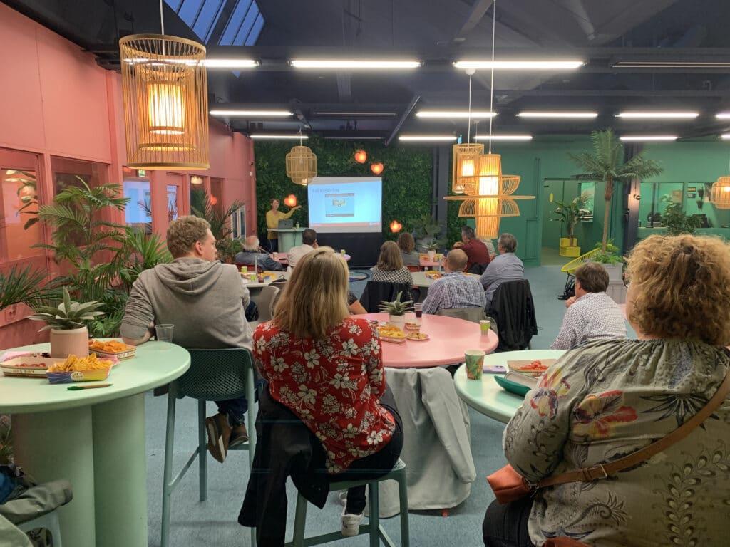 Monique Dubbelman - WordPress Meetup Utrecht