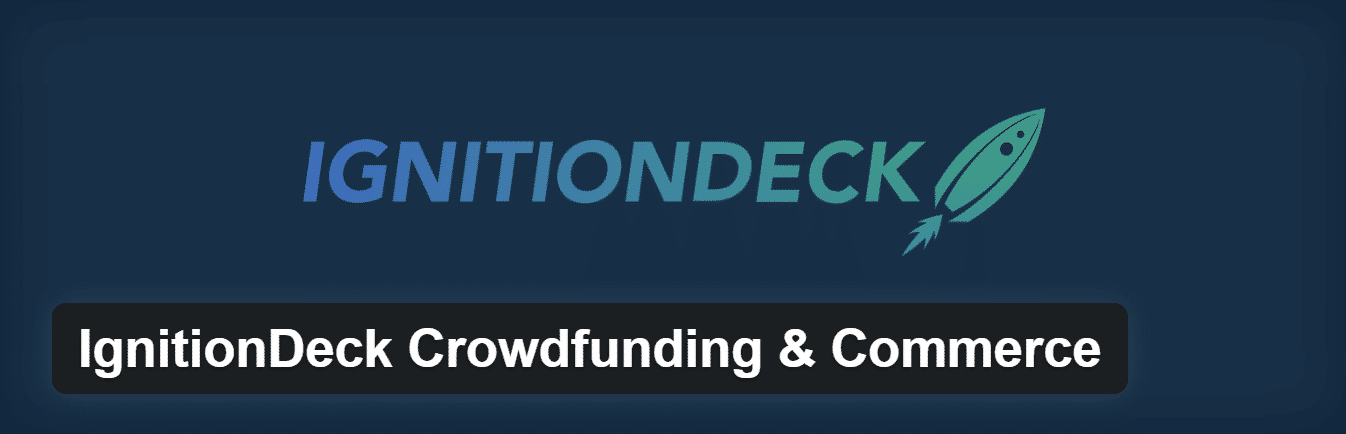 Plugin IgnitionDeck Crowdfunding