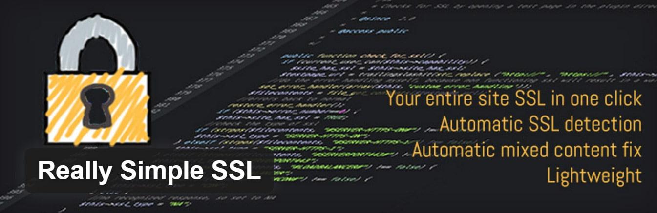 plug-in Really Simple SSL