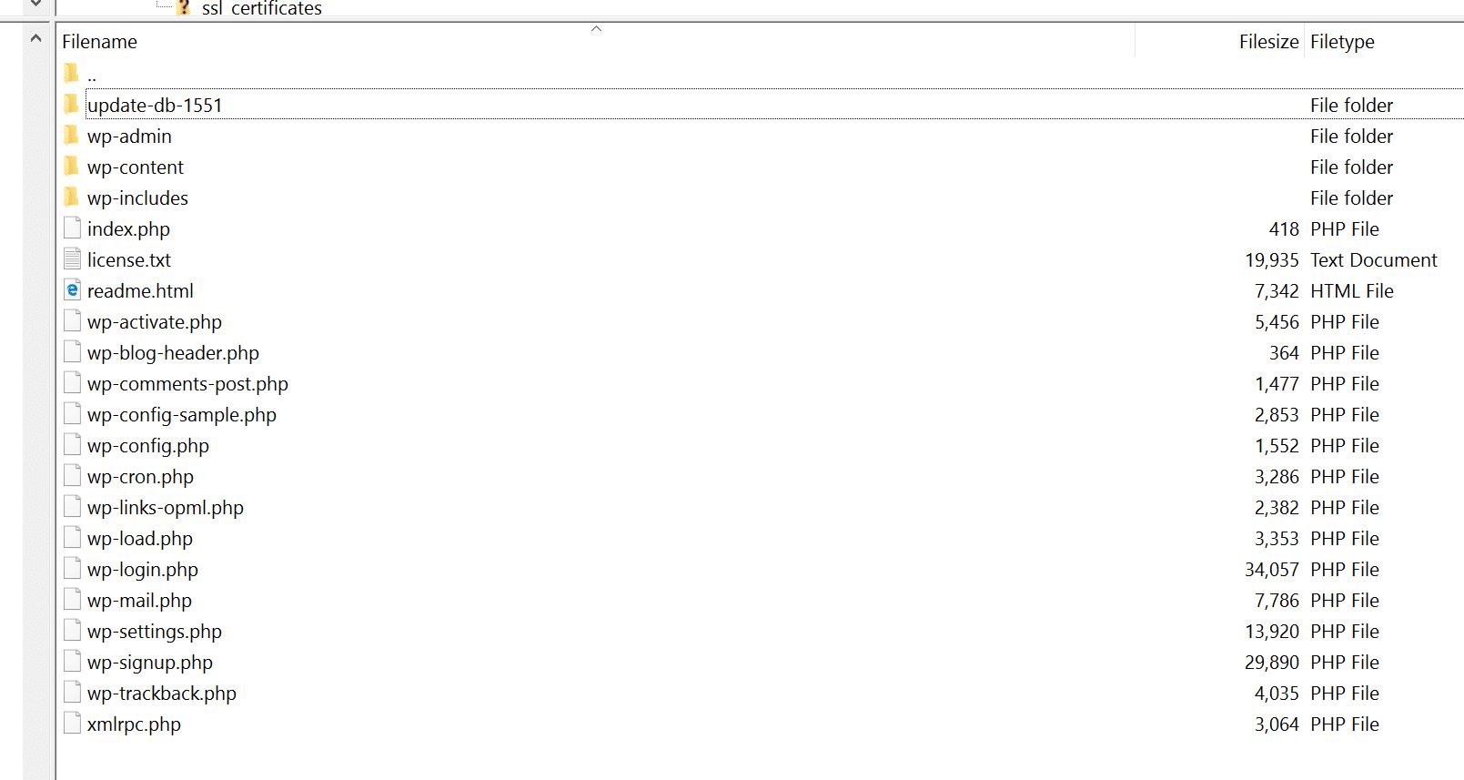 Upload do script de substituição de pesquisa Interconnect