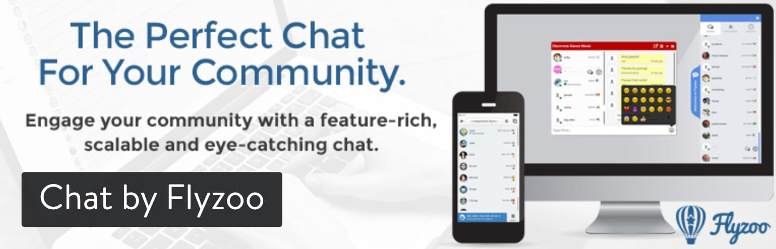 Chat by Flyzoo WordPress plugin