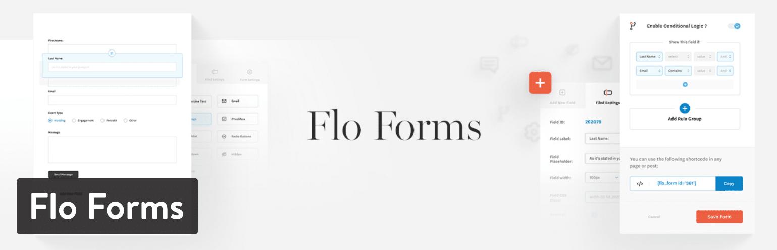 Plugin Flo Forms WordPress