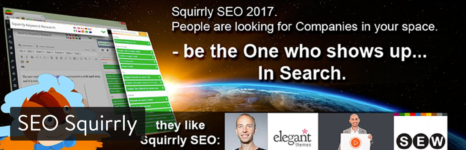 Plugin WordPress SEO Squirrly