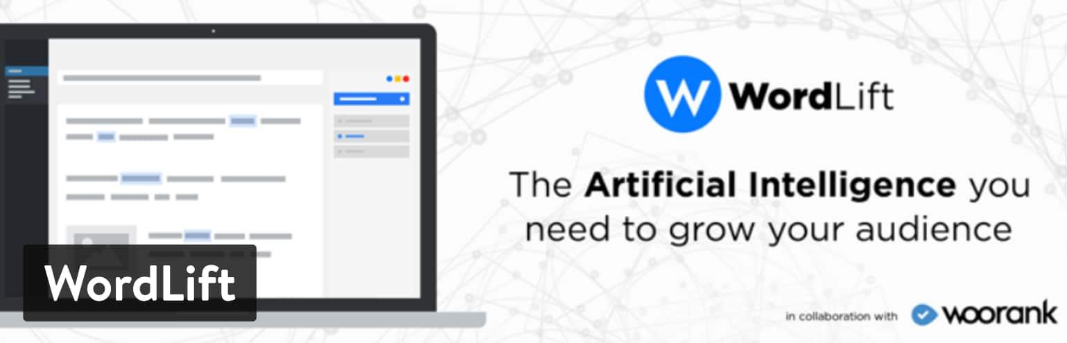 wordlift - Os Melhores Plugins SEO para WordPress (E as Ferramentas de SEO Que Você Deve Ter)