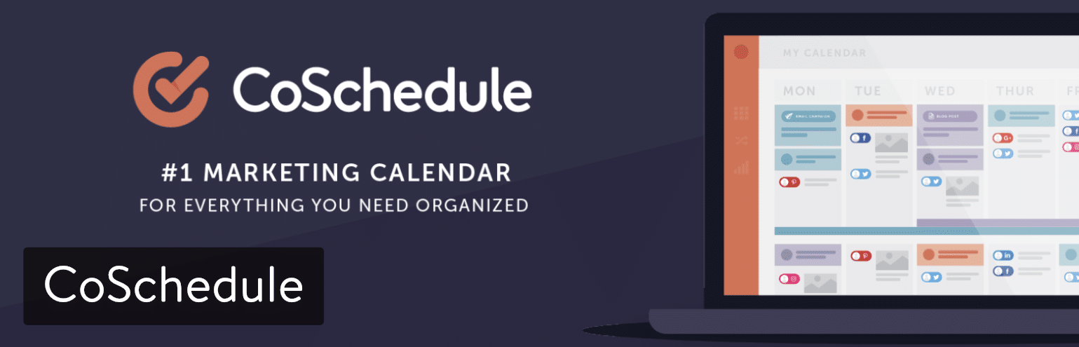 Plugin CoSchedule WordPress