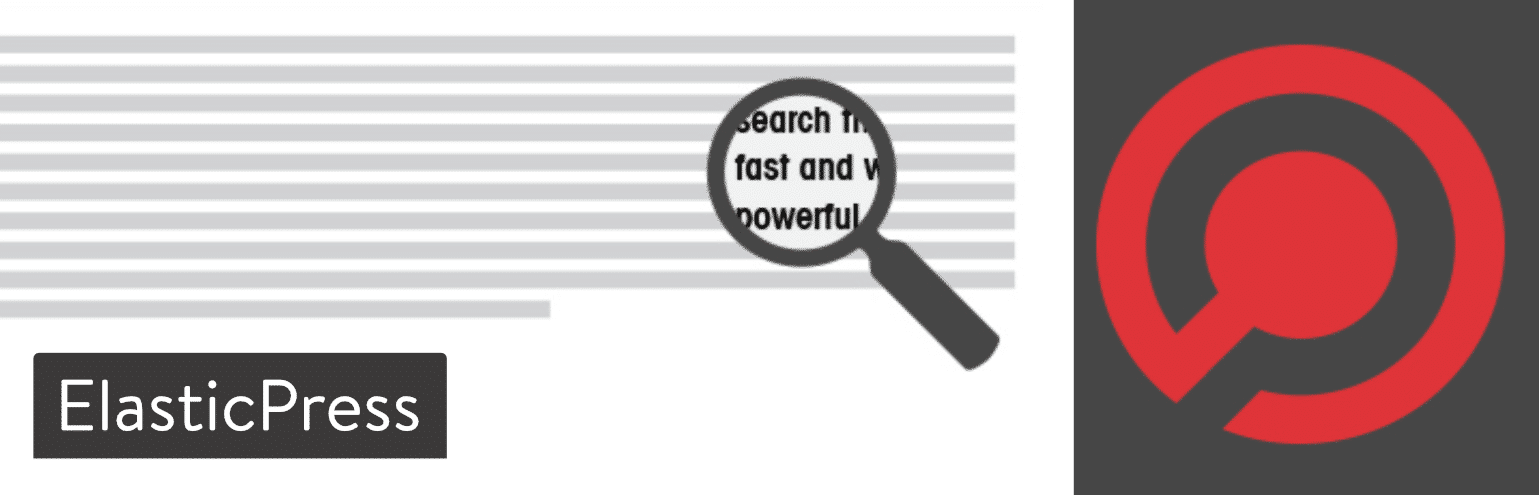 Plugin WordPress ElasticPress