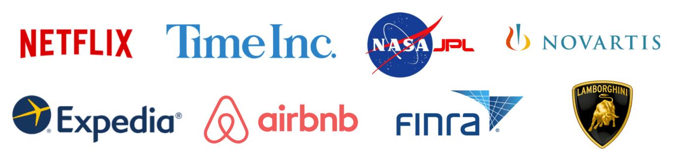 Empresas que usam o Amazon EC2