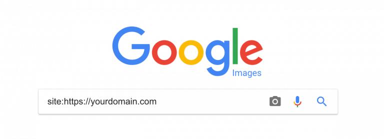 Verificações da Pesquisa de imagens do Google