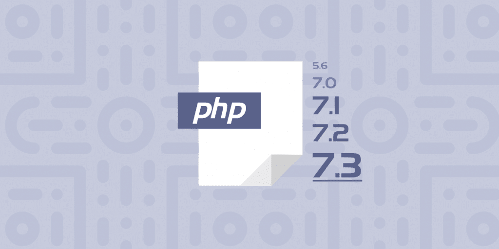 versoes do php