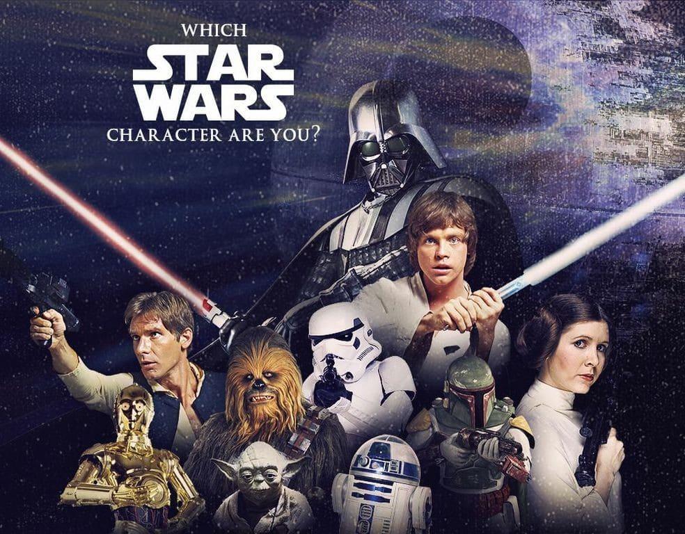 Questionário Star Wars