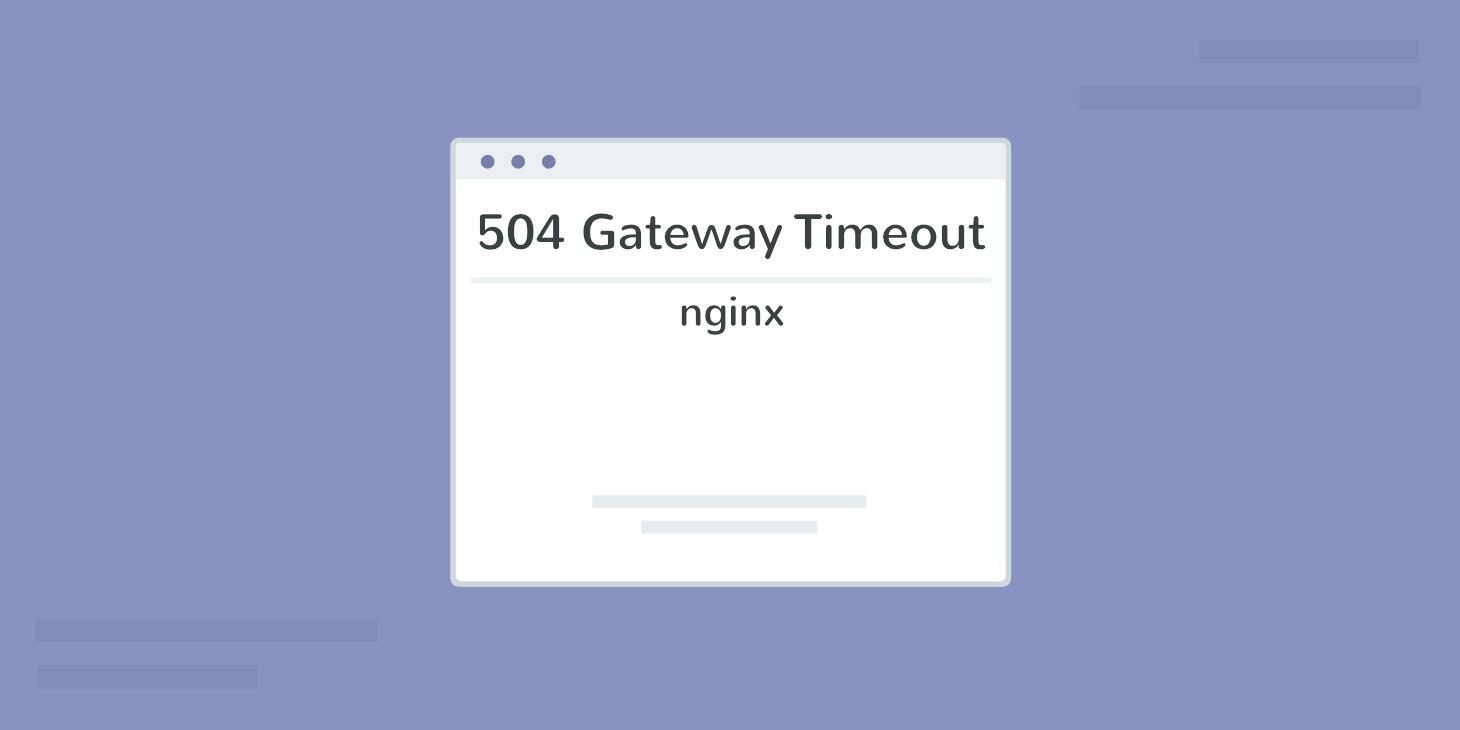 504-gateway-timeout