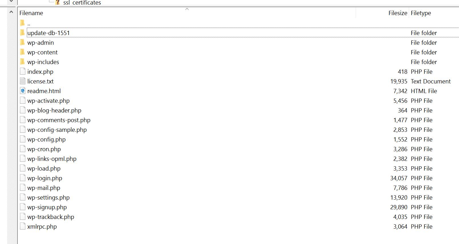 Script de pesquisa e substituição da interconnect