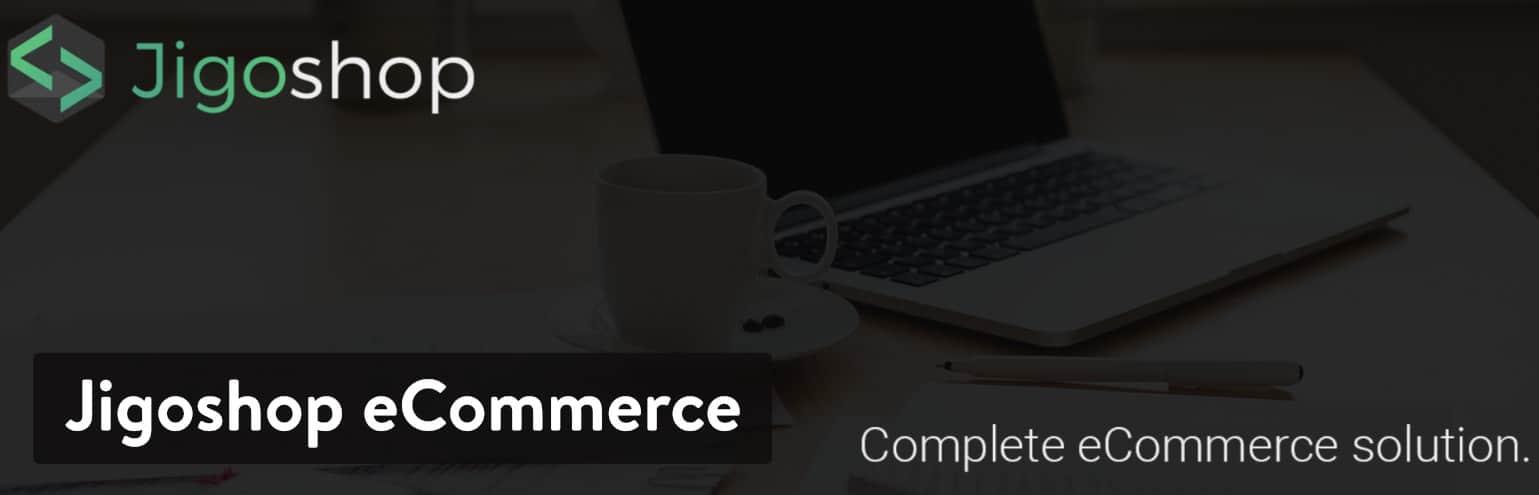 Jigoshop eCommerce WordPress plugin