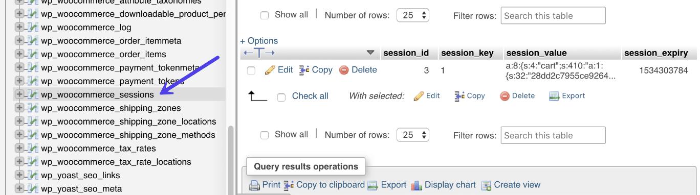 tabela wp_woocommerce_sessions