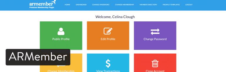 Plugin WordPress ARMember