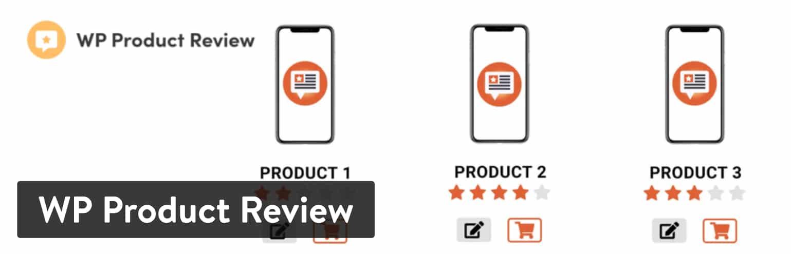 Melhores Plugins WordPress de Reviews: WP Product Review