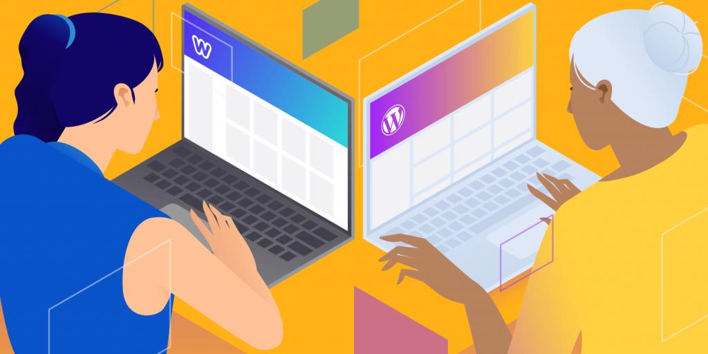 Weebly vs WordPress: Qual é o melhor para o seu site? ([ano] Comparação total)