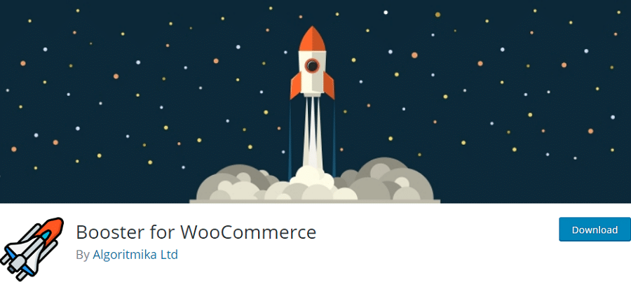 booster woocommerce