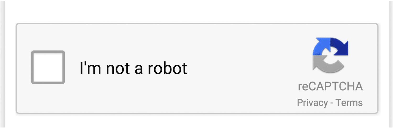 O Login Não é o plugin CAPTCHA reCAPTCHA