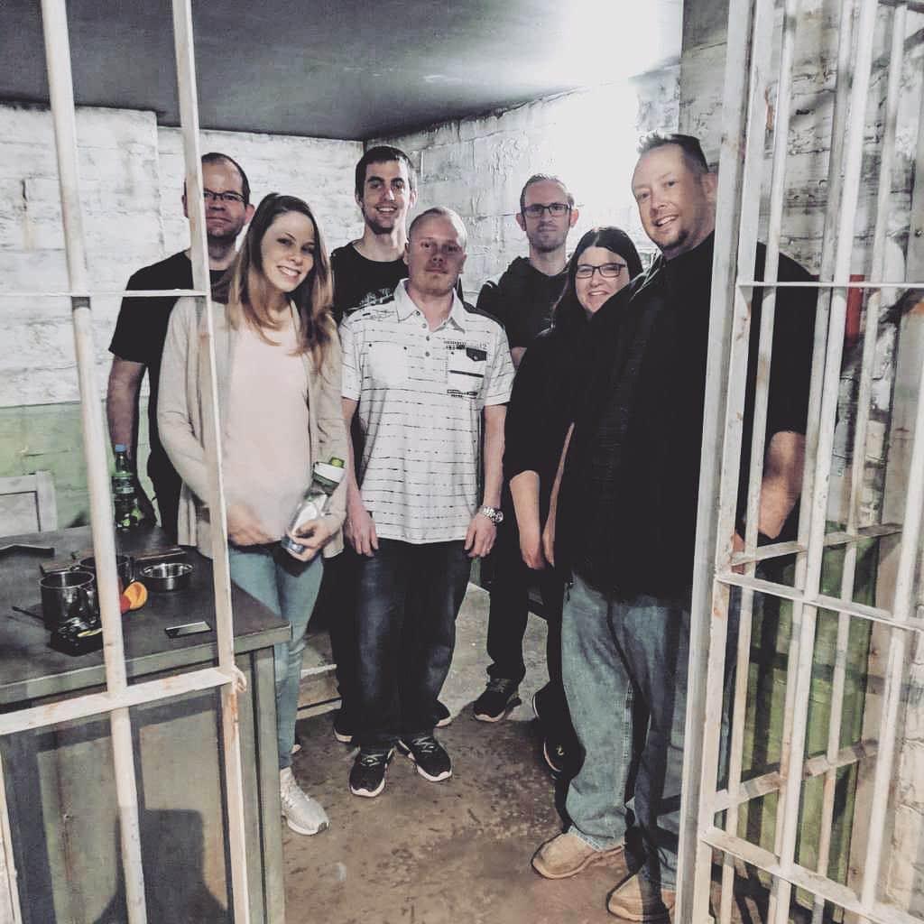 Sala de fuga Kinsta