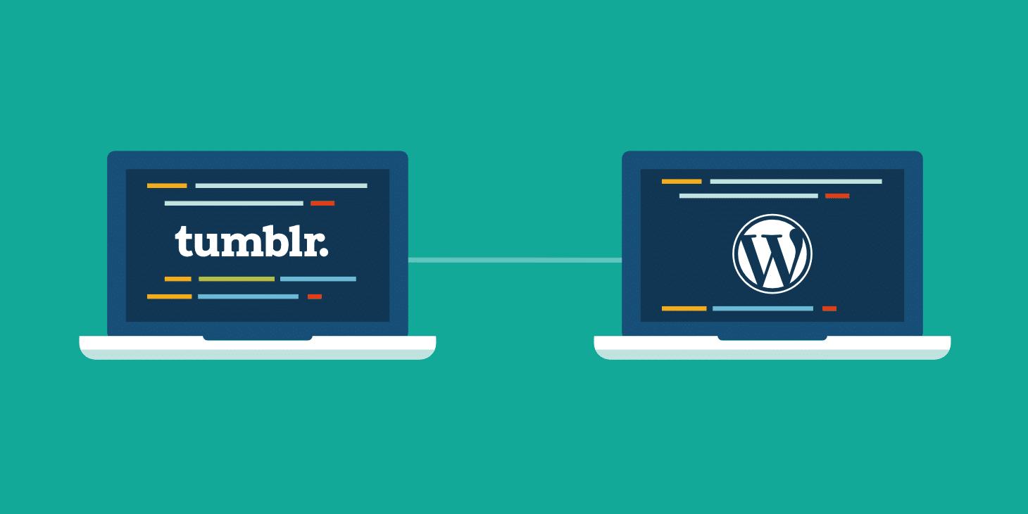 Como Importar Tumblr para WordPress (Rápido e Fácil)
