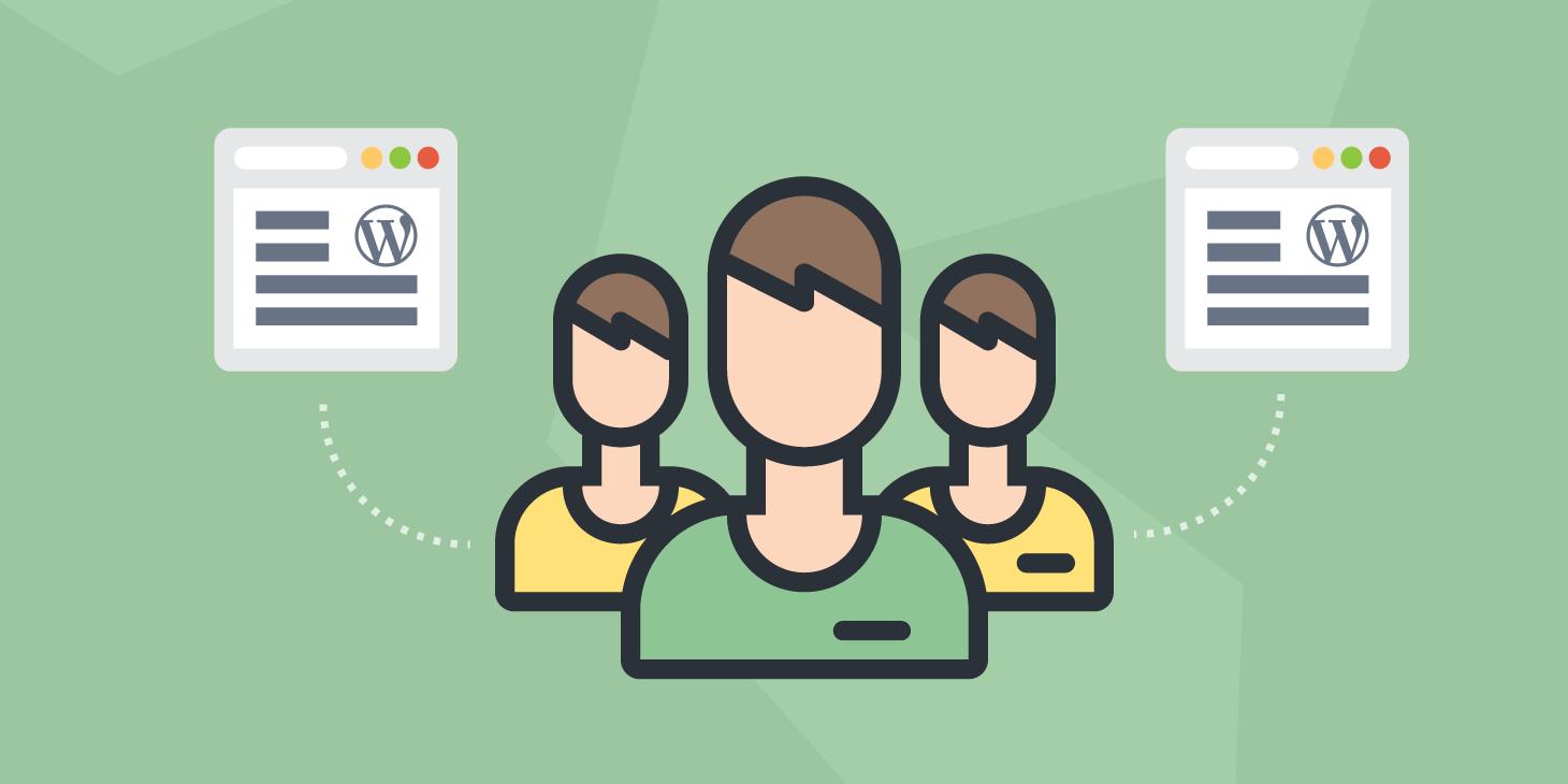 Como compartilhar logins e usuários entre vários sites WordPress