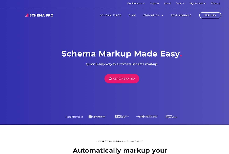 Plugin Schema Pro
