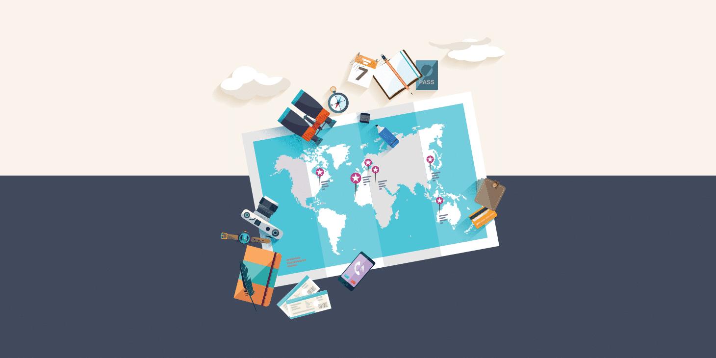 Como começar um Blog de Viagens: O Guia Completo (2019)