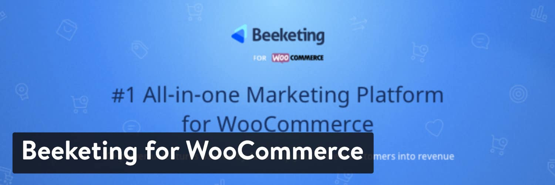 beeketing for woocommerce - 23 Melhores Plugins WooCommerce para Melhorar Ainda mais a Funcionalidade Incorporada da Sua Loja