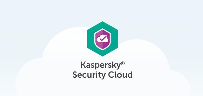 Nuvem de Segurança Kaspersky