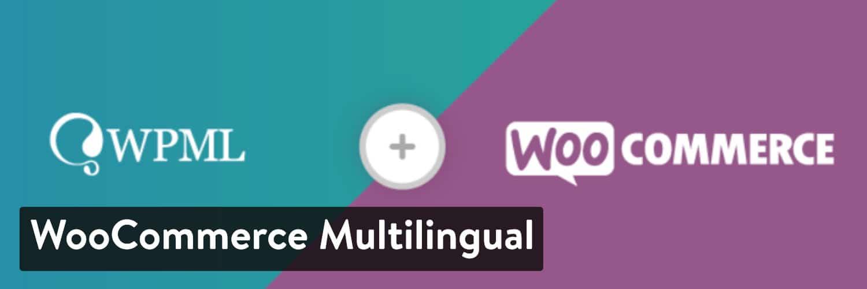 woocommerce multilingual - 23 Melhores Plugins WooCommerce para Melhorar Ainda mais a Funcionalidade Incorporada da Sua Loja