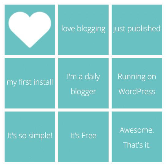 WordPress amor