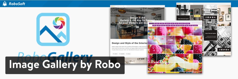 Galeria de Imagens por Robo WordPress plugin