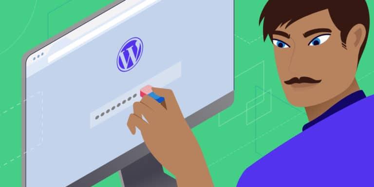 Como mudar (ou redefinir) rapidamente as senhas do WordPress