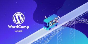 Estande Virtual de Patrocínio no WordCamp Europa 2020 (Saco de Boas Festas)