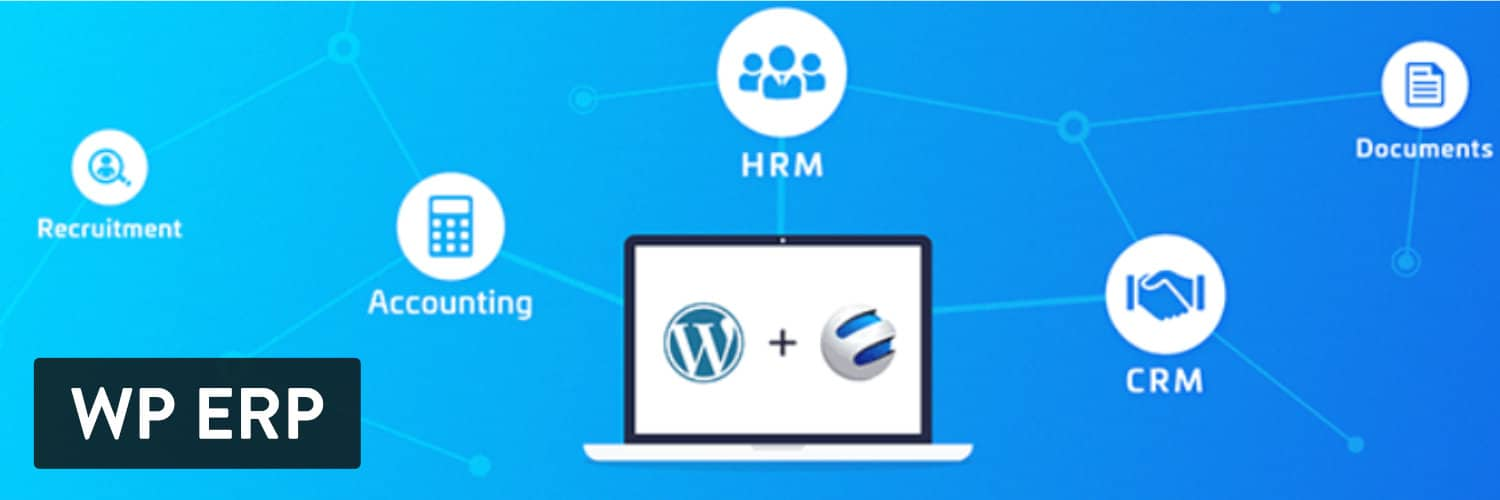 WP ERP WordPress plugin